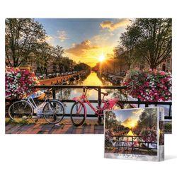 1000피스 직소퍼즐  암스테르담의 아름다운 일출2