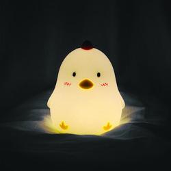 모글리 코코댁 LED 터치램프 밝기조절 타이머 기능
