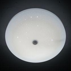 밀키웨이 원형 LED 15W 현관 센서등