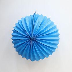 페이퍼 파티볼 24cm (블루)