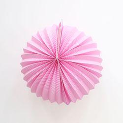 페이퍼 파티볼 24cm (핑크)