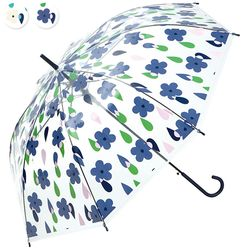 Flower & rain (no.PT-06) 장우산