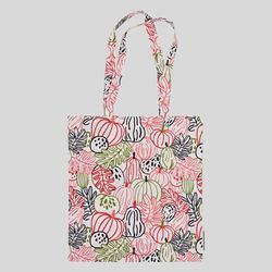 Vegetables Square Bag by Jennifer Bouron