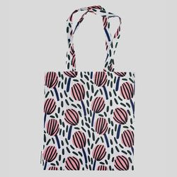 Tulipa Square Bag by Jennifer Bouron