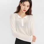 button round simple T