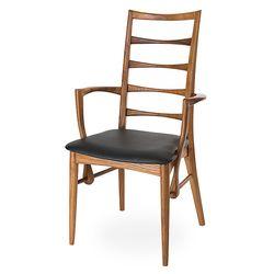 tadross arm chair(타드로스 암체어)-티크우드