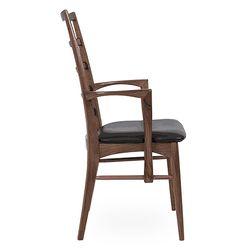 tadross arm chair(타드로스 암체어)-월넛우드