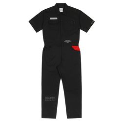 MMX COVERALL BLACK