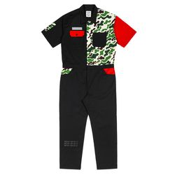 MMX COVERALL CAMOUFLAGE