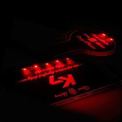 LED 컵홀더 콘솔 플레이트 K7 CH1353668