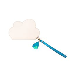 [라템] 뭉게뭉게 구름지갑 흰구름(AG2C8619OAII)