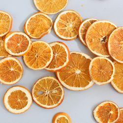 말린 레몬(오렌지색)