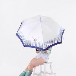 빗물속으로