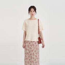 mini flare blouse (3colors)