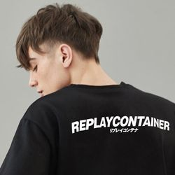 rc sig cotton tee (black)