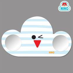 [니노 브랜드 중복상품] 니노 미러보드 안전거울 욕실거울 (구름)