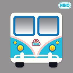 [니노 브랜드 중복상품] 니노 미러보드 안전거울 (미니버스하늘 정면)
