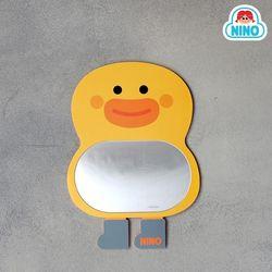 [니노 브랜드 중복상품] 니노 미러보드미니 안전거울 (오리)