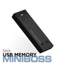 테라토닉 MINIBOSS STICK 32GB
