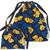Forsythia Storage Bag  by Jessica Nielsen (medium)