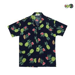 JUICY ALOHA OPEN SHIRT(2color)(unisex)