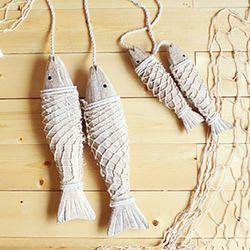 나무 물고기 (소)