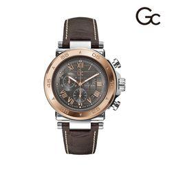 [공식 백화점AS] Gc-1 Class 남성시계(가죽)X90005G2S