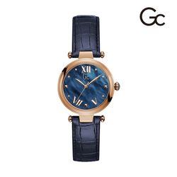 [공식 백화점AS] Gc PureChic 여성시계(가죽)Y31004L7