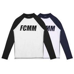 [FCMM] 맨즈 빅로고 나그랑 래쉬가드