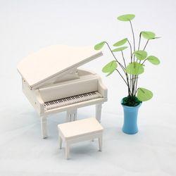 [adico]DIY 미니어처 키트 - 그랜드 피아노