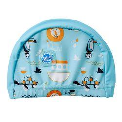 UPF50  유아용 수영모자 노아스아크