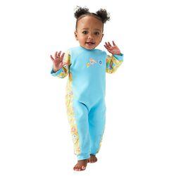 체온보호 아기수영복 웜인원 가든버드