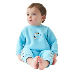 체온보호 아기수영복 웜인원 노아스아크