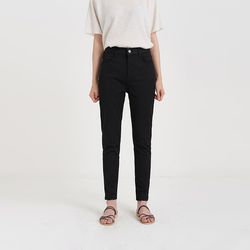 cotton slim skinny pants (2colors)