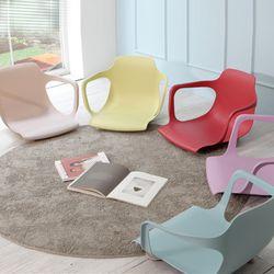 미스터몬스터 디자인 좌식 의자