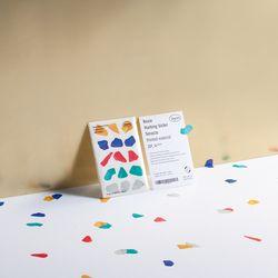 테라조 reuse sticker