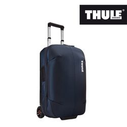 툴레(Thule) 서브테라 36L 캐리온 여행용 캐리어 미네랄블루
