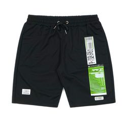 IMMIGRATION COOLON SHORT PANTS BLACK