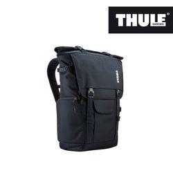 툴레(THULE) 코버트 롤탑 DSLR 백팩 미네랄블루