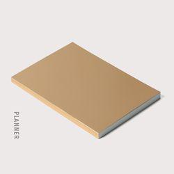 골드365플래너 B6 size Gold 365 planner