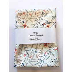 [Maki Design Studio]패턴손수건-4.강아지풀