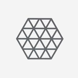 존덴마크 존 트라이앵글 팟홀더 실리콘 냄비받침 - 쿨그레이