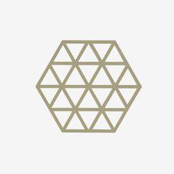 존덴마크 존 트라이앵글 팟홀더 실리콘 냄비받침 - 올리브