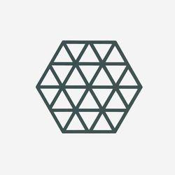 존덴마크 존 트라이앵글 팟홀더 실리콘 냄비받침 - 딥그린