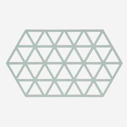 존덴마크 존 빅 트라이앵글 팟홀더 실리콘 냄비받침 - 스카이