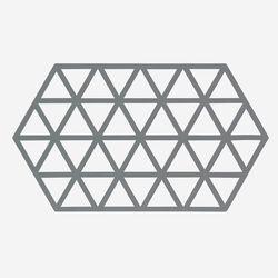존덴마크 존 빅 트라이앵글 팟홀더 실리콘 냄비받침 - 쿨그레이
