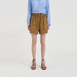 melted cotton short pants (3colors)