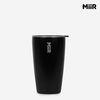 미르 베큠 인슐레이터 텀블러 12온스(355ml) - 블랙