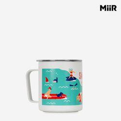 미르 캠프 컵 12oz(355ml) - 샌디에이고