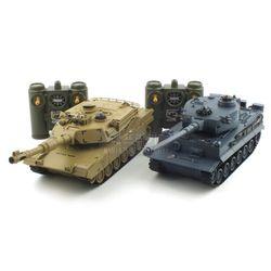 [~8/22까지] TIGER vs M1A2 배틀탱크 RC 세트 (YAK239007SET)